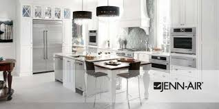 jenn air kitchen. since the introduction of first self-ventilated cooktop in 1961 and downdraft ventilated range 1965, jenn-air brand has consistently grown its jenn air kitchen