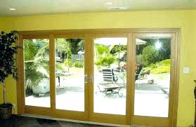 cost to replace sliding door with french doors replacement glass full size of gliding patio how