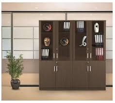 half glass doors full height cabinet ofmpg920 home office furniture my