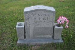 Myrtle Suitt Hart (1891-1962) - Find A Grave Memorial