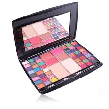 miss rose eyeshadow blush powder makeup box