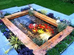small koi pond ideas best beautiful diy
