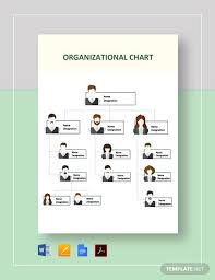 Free 27 Sample Organizational Chart Templates In Pdf Word