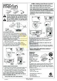 chamberlain garage door opener manual inside liftmaster design 46