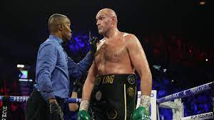 Tyson Fury - Deontay Wilder: Fury ...