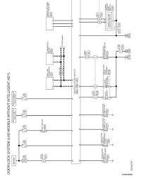 wiring diagram door lock type 4 nissan juke service and wiring diagram door lock type 4 nissan juke service and repair manual