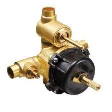 brass sweat pressure balance shower