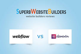 Webflow Vs Elementor Expert Head To Head Comparison