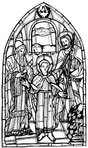 165 best Saints Coloring Pages images on Pinterest | Coloring ...