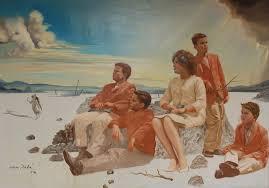 Portrait de la famille Briggs | Fundació Gala - Salvador Dalí