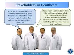 stakeholders in healthcare birlamedisoft we care health care presents quanta v3 0 hospital
