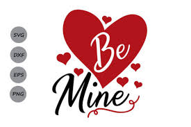 We think svg sets are better than iconic webfonts, separate svg or png sprites. Be Mine Graphic By Cosmosfineart Creative Fabrica
