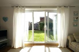 front door curtains sliding glass doors curtains large