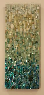 glass wall art mosaic mosaic glass