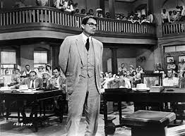 atticus finch and the life lessons of moral courage heroes what to kill a mockingbird 1962 courtroom drama film in which atticus finch