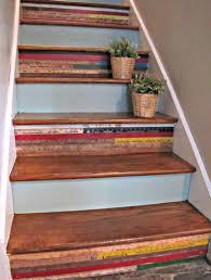 Stair Riser Decor