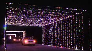 Light Show In Grand Prairie Prairie Lights Opens Its Two Mile Drive Through Christmas