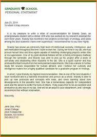 sample re mendation letter for graduate school sample letter of re mendation for graduate school ncet199p