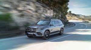 (554)кожа наппа двухцветная amg exclusive коричневый трюфель / чёрная. 2020 Mercedes Gls 580 Begins At 97 800