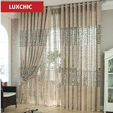 curtain wall mullion 1pc window curtains for the bedroom fancy children modern blackout curtains for living