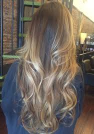 60 Balayage Hair Color Ideas With Blonde Brown Caramel And Red Highlights
