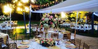 events and wedding planning