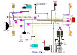 1968 honda cl350 wiring diagram 1968 wiring diagrams online