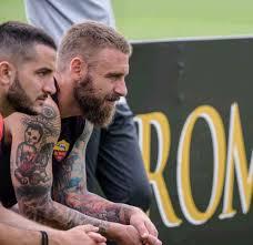 De Rossi E I Tatuaggi Sulla Pelle Le Gioie E I Dolori Di Una Vita