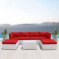 dineli outdoor sectional sofa patio