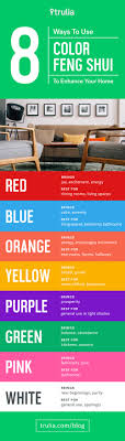 8 Reasons To Use Color Feng