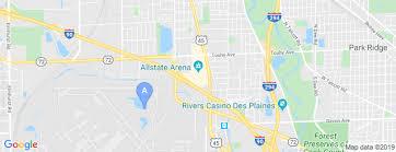 Ticketmaster Allstate Arena Seating Chart Jojo Siwa Tickets Aurora