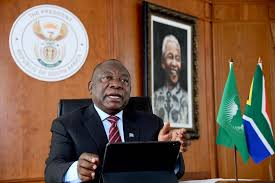 Ramaphosa was elected unopposed as president of south africa by the national assembly on 15 february cyril matamela ramaphosa was born in johannesburg, transvaal (now gauteng) on 17. What Ramaphosa S Covid 19 Decisions Say About South Africa S Democracy