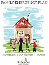 Free Family Emergency Plan Southern Oak Insurance