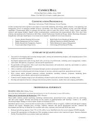 Pr Resume Examples Public Relations Resume Examples Resume Samples 29