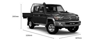 2018 toyota 70 series. perfect series landcruiser 70 series double cab chassis gxl specifications inside 2018 toyota