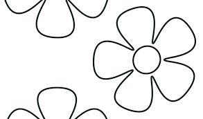 Spring Flower Coloring Pages For Toddlers Printable Pdf Fairy And