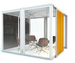 internal office pods. Orangebox Airea Square Office Pod Internal Pods I