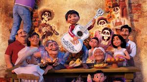 coco is a brightly colored fable surrounding the mexican holiday dia de los muertos day