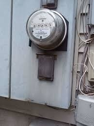 is there a cutoff in the electric meter for working on the panel i do have a 4 pole switch underneath my meter will that cut power to my panel in the house out having to pull the meter i have no main breaker switch