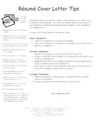 Examples Of Cover Letters For Resumes Free Writing A Letter Job