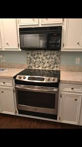 ge® 30 drop in electric range jd630sfss ge appliances fits well but the counter edges had to be cut in order for it to
