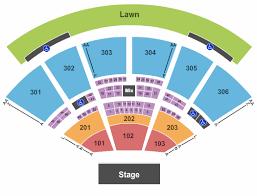Amp Seating Chart Usana Amphitheater Seating Chart Usana Amphitheatre