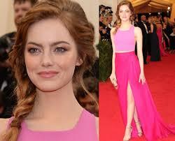 hot pink dress or fuchsia dress