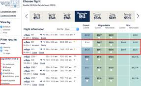 The Ultimate Guide To Alaska Airlines Upgrade Rules Travel