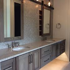 bathroom cabinet styles. master bath in hickory with morel stain cambria darlington featuring dura supreme floating vanity design by cabinet style color bathroom styles t