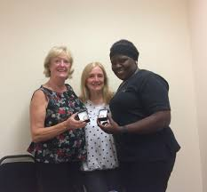 England Netball Long Service Awards for June and Carole! - News - Welcome  to Netball in Hertfordshire | Hertfordshire Netball Association