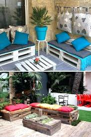 outdoor pallet furniture ideas. Outdoor Cushions For Pallet Furniture Ideas And Projects Patio Large . P