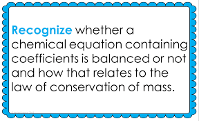 balancing chemical equations 5e lesson