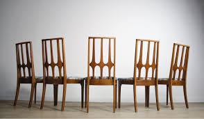 mid century broyhill brasilia dining chairs set of 8 sold out