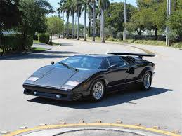 1990 Lamborghini Countach 25th Anniversary for Sale | ClassicCars ...